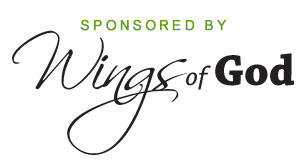 This event Sponsored by Wings of God